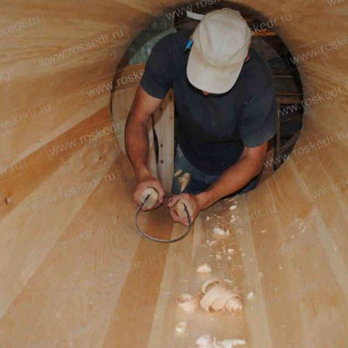 Качественная древесина кедровой сосны