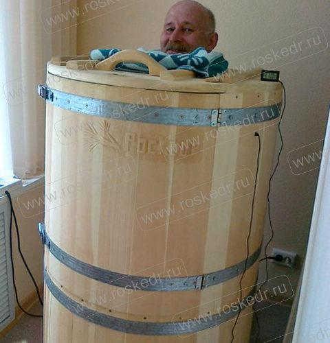 Мини-баня в квартире